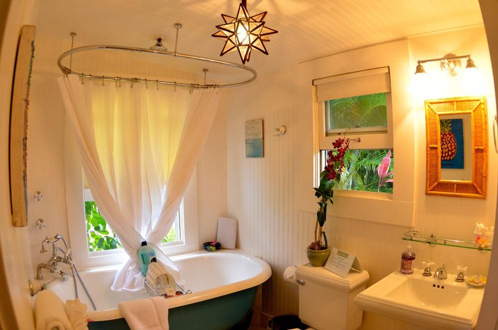 Hale Ulu Lulu - Bath - at Malanai