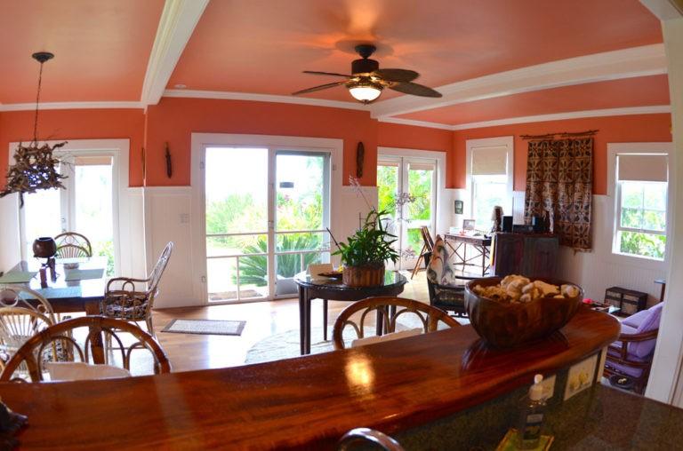 Hale Ulu Lulu Living Room