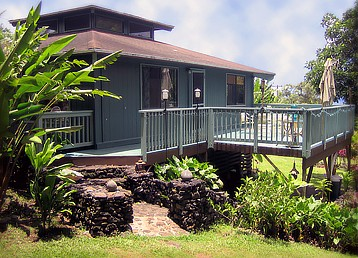Hana Vacation Rental - Hale Manu