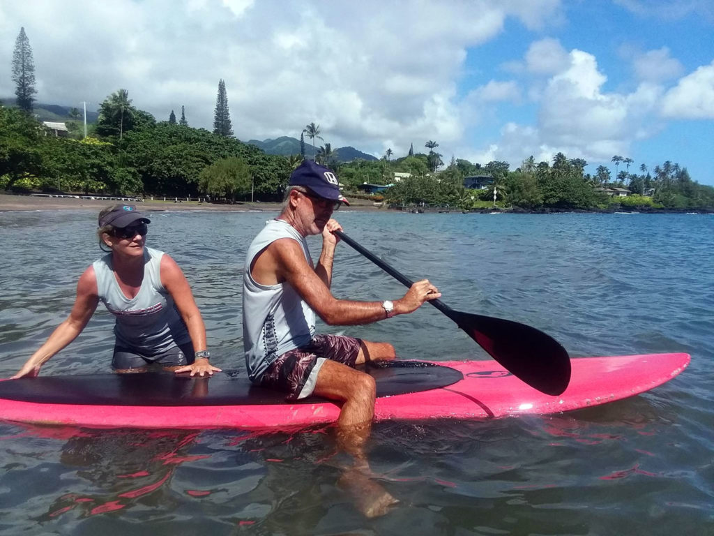 Hana Maui SUP Adventures