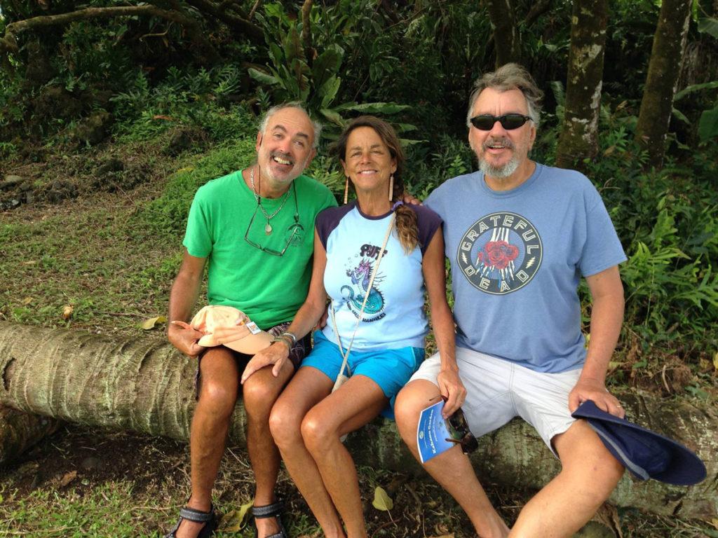 Jon, Mary Carol and Steve